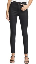 Dl1961 X Marianna Hewitt Farrow Ankle High Rise Skinny Jeans Sonoma