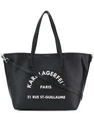 Karl Lagerfeld Rue St. Guillaume Tote 60