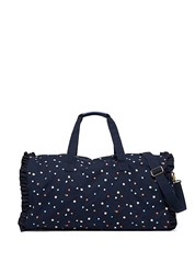 Ban.Do Getaway Ruffle Dotted Duffel Bag Field Day