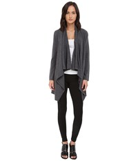 The Kooples Cashmere Wool Cardigan Grey Women's Sweater Gray