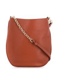 Tila March Bianca Hobo Bag Brown