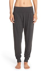 Women's Zella 'Harmony' Harem Pants Grey Dark Charcoal Heather