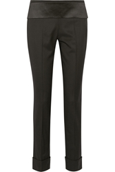 Givenchy Tuxedo Pants In Wool Twill