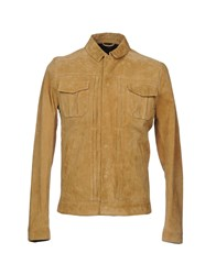 Suit Jackets Camel
