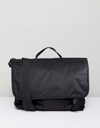 Weekday Messenger Bag Black