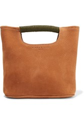 Simon Miller Birch Mini Nubuck Tote Tan