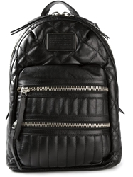 Marc By Marc Jacobs 'Domo Arigato' Quilted Backpack Black