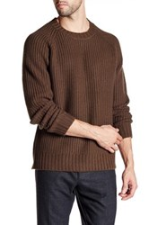 Whyred Byrne Knit Sweater Brown