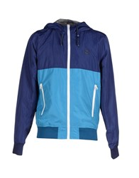Billabong Coats And Jackets Jackets Men Turquoise
