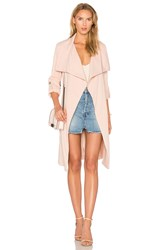 Soia And Kyo Ornella Trench Pink