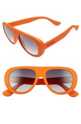 Havaianas Women's Rio 54Mm Gradient Lenses Aviator Sunglasses Orange