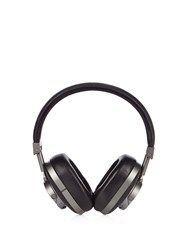 Master And Dynamic Mw60 Leather On Ear Wireless Headphones Grey