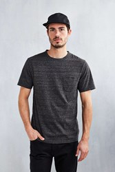 Urban Outfitters Galaxy Pocket Tee Washed Black