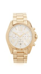 Michael Kors Bradshaw Watch Gold