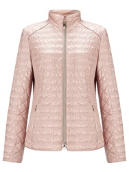 Gerry Weber Pearlised Jacket Rose