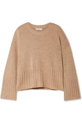 Madewell Knitted Sweater Sand