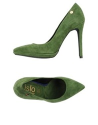 Islo Isabella Lorusso Pumps Green