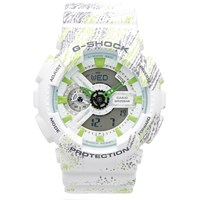 G Shock Casio Ga 110Tx 7Aer'sports Texture' Watch White
