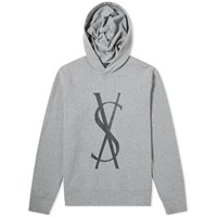 Ksubi Fancy Dollar Hoody Grey