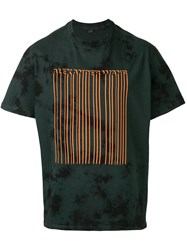 Alexander Wang Printed T Shirt Green