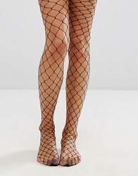Jonathan Aston Black Fishnet Tights