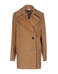 Strenesse Coats Camel