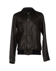 Gold Case By Rocco Fraioli Jackets Black