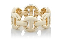 Hoorsenbuhs Men's Tri Link Ring Gold