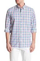 Bonobos Glenville Plaid Long Sleeve Standard Fit Shirt Multi