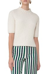 Akris Punto Women's Chunky Knit Wool And Cashmere Sweater