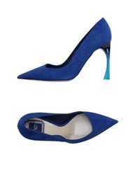 Christian Dior Dior Footwear Courts Women Blue