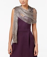 Inc International Concepts Lurex Metallic Net Wrap Only At Macy's Ancient St