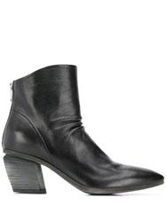 Officine Creative Severine Ankle Boots Black