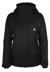 Salomon Fantasy Ski Jacket Black