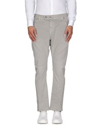 Meltin Pot Trousers Casual Trousers Men Light Grey