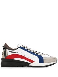 Dsquared2 Logo Sneakers White