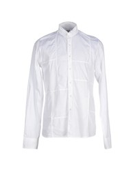 Authentic Original Vintage Style Shirts Shirts Men White