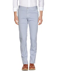 Care Label Casual Pants Sky Blue