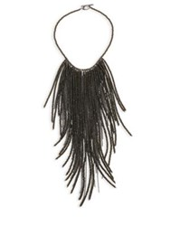 Brunello Cucinelli Waterfall Necklace Military