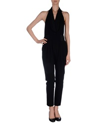 Alice By Temperley Pant Overalls Black