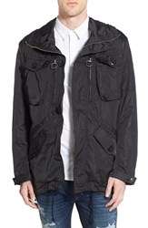 Men's Prps 'Jiro' Fishtail Raincoat With Removable Liner
