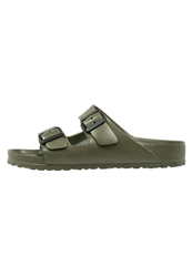 Birkenstock Arizona Slippers Khaki