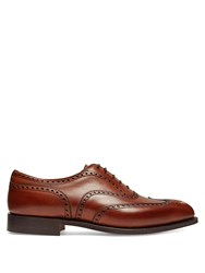 Church's Chetwynd Leather Brogues Brown