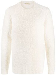 Roberto Collina Crew Neck Knitted Jumper 60
