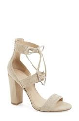 Kendall Kylie Women's Dawn Pump Sand Leather