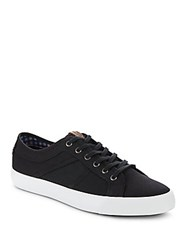 Ben Sherman James Lace Up Sneakers Black
