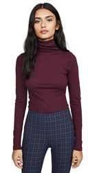 Club Monaco Julie Turtleneck Sweater Currant