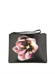Christopher Kane Lenticular Lily Clutch