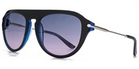 Kurt Geiger 26Kgp001 Blue Square Sunglasses