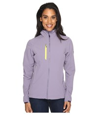 Mountain Hardwear Super Chockstone Hooded Jacket Minky Women's Coat Gray